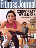Fitness Journal May 2008
