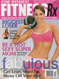 Fitness Rx Magazine Cover Oct 2007